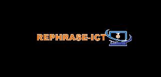 Rephrase-ict